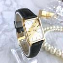 OMEGA オメガ デビル スクエアフェイス レディース 腕時計