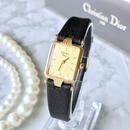 Christian Dior ディオール クォ ーツ レディース 腕時計