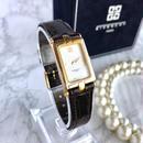 GIVENCHY ジバンシィ レディ ース  スクエアフェイス 腕時計