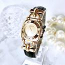 GUCCI グッチ  デザインラグ ゴールド クォーツ レディース 腕時計