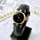 Cartier カルティエ OH済み ヴァンドーム ブラック文字盤 クォーツ レディース 腕時計