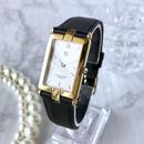 GIVENCHY ジバンシィー スクエアフェイス ゴールド レディース 腕時計