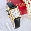 Cartier カルティエ タンク オパラン クォーツ 腕時計