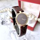 Cartier カルティエ マスト ヴァンドーム OH済  ベルト2色付き  クォーツ レディース 腕時計