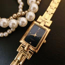 GIVENCHYジバンシィ スクエアブレスベルト腕時計