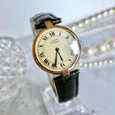 Cartier カルティエ OH済 ヴァンドーム クォーツ レディース 腕時計