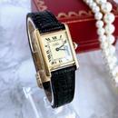 Cartier カルティエ タンク ベルト2色付き クォーツ 腕時計