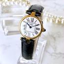 Cartier カルティエ ヴァンドーム オパラン ベルト2色付  腕時計
