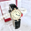 Cartier カルティエ マスト ヴァンドーム  クォーツ レディース 腕時計