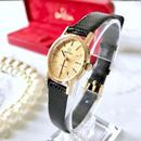 OMEGA オメガ ジュネーブ オーバルフェイス 手巻き レディース 腕時計