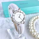 Tiffany ティファニー アトラス ベルトカラー変更可能 クォーツ レディース 腕時計