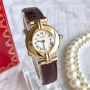 Cartier カルティエ マストコリゼ ベルト2色付 腕時計