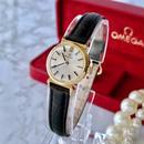 OMEGA オメガ  OH済 デビル  K18YGGP 手巻き レディース 腕時計