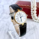Cartier カルティエ オパラン ゴールド レディース 腕時計