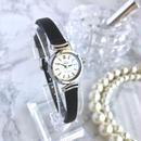 OMEGA オメガ ラウンドフェイス ベルト2種類付き 腕時計