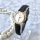 OMEGA  オメガ  ジュネーヴ K18YGGP ラウンド  手巻き レディース 腕時計