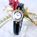 GUCCI グッチ OH済 ベルト2色付 シェリーライン ゴールド 腕時計