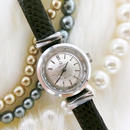 OMEGAオメガ ジュネーブ カットガラス 腕時計
