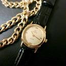OMEGAオメガ K18GP デザインフェイス 腕時計