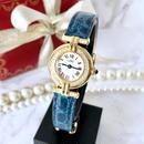 Cartier カルティエ コリゼ  Dバックル  ダイヤモンド  40P クォーツ レディース 腕時計