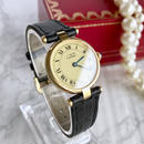Cartier カルティエ ヴァンドーム レディース 腕時計