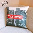 〝CALIFORNIA〟クッションカバー