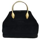 GIVENCHY  suède handbag