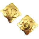 vintage CHANEL  star earrings