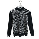 Dior logo knit