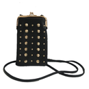 studs shoulder pouch