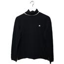 courrèges knit black