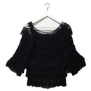 net knit tops