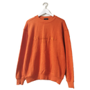 Dior logo tops orange