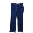 Lee fringe denim