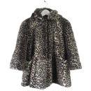 monotone leopard fur