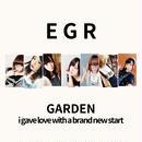 EGR1st シングル! garden 通常版