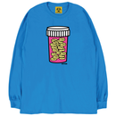 PILL CASE  LONG SLEEVE TEE