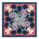 マルチブルーのスカーフ Real Jewel(895920107)