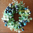 mini wreath  φ15