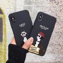 Leon Matilda TPU iphone case