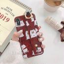 Pig strap iphone case