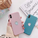 Strawberry color  iphone case