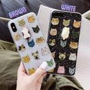 3D cat iphone case
