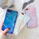 Marble laser iphone case