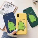 Hi dinosaur iphone case