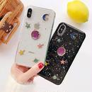 Color universe iphone case