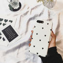 Small heart iphone case