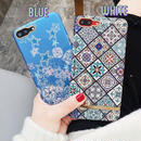 Vintage pattern iphone case