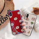 Pig laser iphone case