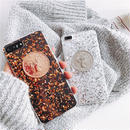 Glitter coin iphone case